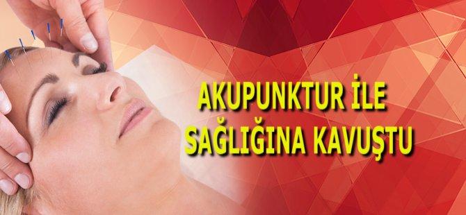 Medical Park Samsun Tıp Merkezi Akupunktur Kliniği İle Sağlığına Kavuştu