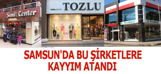 Samsun'da Tozlu AŞ'nin de Aralarında Bulunduğu 3 Şirkete TMSF Kayyım Atadı