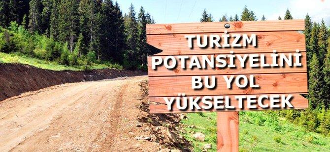 """Bakan Eroğlu: """"Yeşil Yol Samsun'dan Artvin'e Kadar Turizmi Arttıracak"""""""