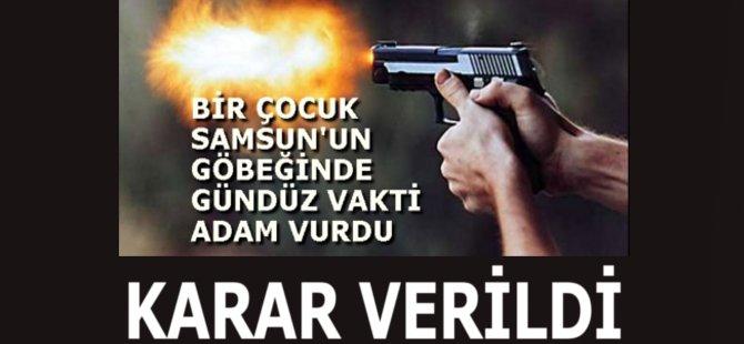 Samsun'da Polis Okulu Öğrencisini Silahla Yaralayan Lise Öğrencisi Tutuklandı