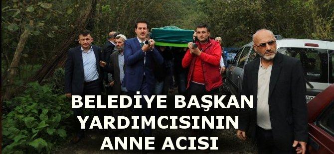 Samsun İlkadım Belediyesi Başkan Yardımcısı  Yahya Çınkıl'ın Annesi Vefat Etti