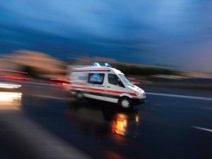 Tunceli'de Askeri Araç Kaza Yaptı:2 Yaralı