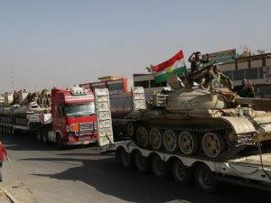 Musul'a Doğru Askeri Sevkiyat Başladı