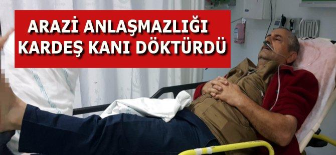 Samsun'da Arazi Kavgasında Silahlar Konuştu