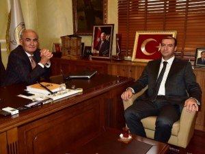 """Samsun Büyükşehir Belediye Başkanı Yılmaz: """"Teknolojik Yeniliklerden Yararlanıyoruz"""""""