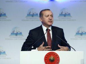 Erdoğan: ' Hem Sahada Hem de Masada Olacağız'