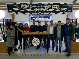 """Samsun Tanıtım Günleri""""nde Terme Belediyesi de Yerini Aldı"""