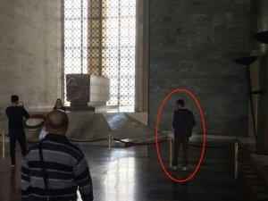 DEAŞ'lı Terörist Anıtkabir Civarında Yaptığı Keşif ve Gözetleme Yapmış