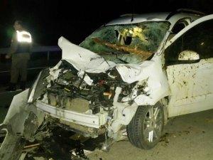 Sinop'ta Trafik Kazası: 1 Ölü, 1 Yaralı