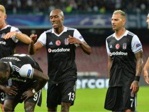 Beşiktaş, İtalyanlara Ders Verdi