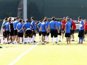 Antalyaspor, Beşiktaş Maçı Hazırlıklarını Sürdürüyor