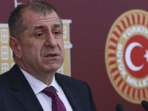 MHP'li Ümit Özdağ'a İhraç Talebi