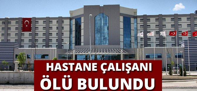 Samsun'da Hastanede Çalışan Kişi Ölü Bulundu