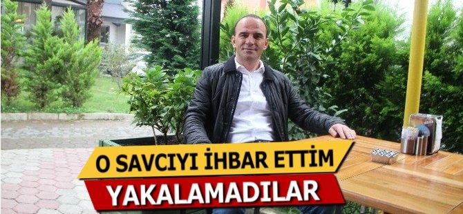 Samsunlu işadamı Galip Öztürk; Savcı Zekeriya Öz'ü İhbar Ettiğini Açıkladı