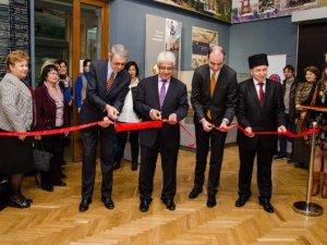 Tika'nın Ukrayna'daki Yeni Kültür Projelerinin Açılışı Yapıldı