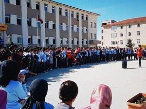 Samsun'un Vezirköprü İlçe Fen Lisesi'nde Başkanlık Seçimi Yapıldı