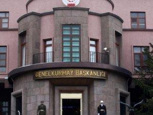 TSK: '2 DEAŞ Terör Örgütü Mensubu Etkisiz Hale Getirildi'