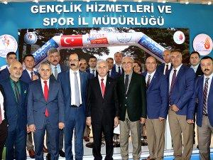 İstanbul'da Gençlik Spor Rüzgarı