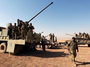 Irak Ordusu Musul'un Köylerinde İlerliyor