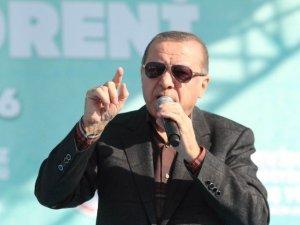 """Cumhurbaşkanı Recep Tayyip Erdoğan """"İç Savaşa Kayıtsız Kalamayız"""""""