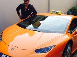 Cem Yılmaz'ın Yeni Taksisi