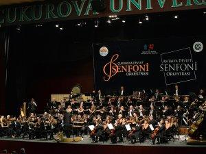ÇDSO - ADSO Ortak Konseri Coşkuyla Alkışlandı
