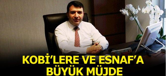 AK Parti Samsun Milletvekili Hasan Basri Kurt'tan Kobi'lere Ve Esnaf'a Büyük Müjde