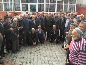 Salıpazarı'nda Vatandaşlara 'Fındık Hırsızlığı' Uyarısı