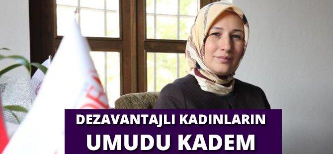 Samsun'da Dezavantajlı Kadınların Umudu KADEM