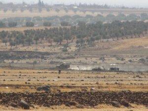 Suriye Helikopteri Muhalifleri Vurdu