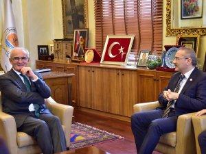 """Başkan Yılmaz: """"Samsun'a Birlikte Hizmet Edeceğiz"""""""