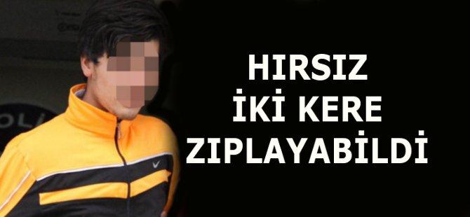 Samsun'da Hırsız Aynı Yeri İki Kere Soyunca Yakalandı