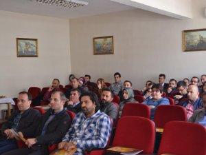 Bafra TSO' dan 'Pazarlama ve Üretim Yönetimi Eğitimi'