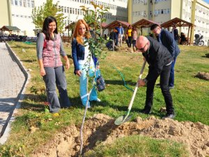 İzmir'de 15 Temmuz Şehitleri İçin Hatıra Ormanı
