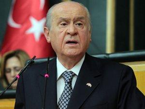 MHP Genel Başkanı Bahçeli'den 'Başkanlık Sistemi' Açıklaması