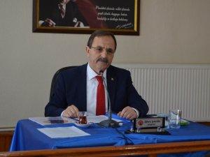 """Samsun Bafra İlçe Belediye Başkanı  Şahin: """"Cumhuriyetimizi Bafra'da Coşkuyla Kutlayacağız"""""""