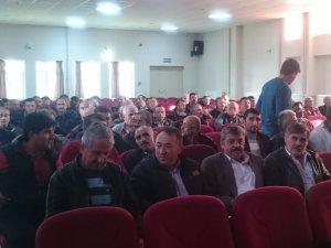 Samsun'da Servis Şoförlerine Eğitim Semineri Verildi