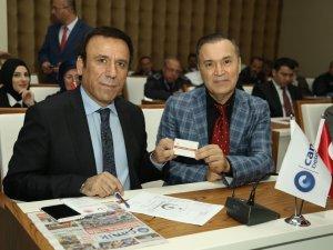 Samsun'un Canik İlçe Belediyesi Personeline Organ Bağışı Anlatıldı
