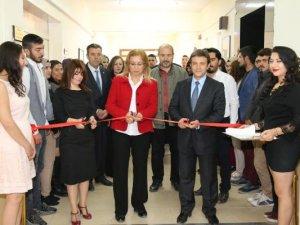 Nevşehir MYO Grafik Tasarım Bölümünden '14. Grafik Tasarım Sergisi'