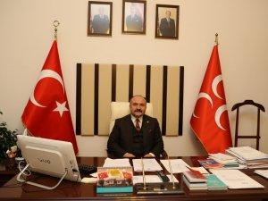 MHP Samsun Milletvekili ve MHP Grup Başkanvekili Usta'dan 29 Ekim Cumhuriyet Bayramı Mesajı
