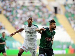 Bursaspor'da Konyaspor'a Karşı 2 Eksik