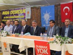 Ak Parti Havza İlçe Başkanlığı Danışma Kurulu Toplantısı