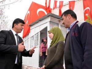 Erzurum'da Fethullah Gülen'in Doğduğu Mahalleye Şehidin Adı Verildi