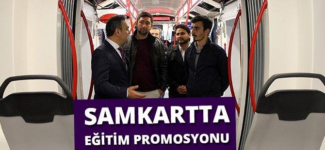 Samsun'da Öğrenci Konseyi Çalışma Gurubu ve Samulaş Çalışmaya Devam Ediyor