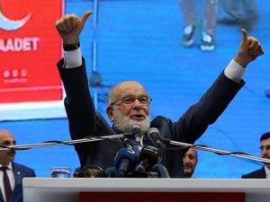 Saadet Partisi Yeni Genel Başkanını Seçti