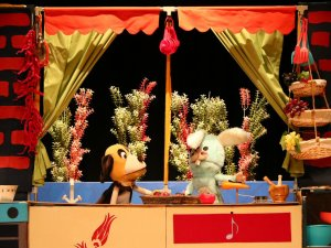 'Her Çocuk Özeldir' Tiyatrosu Eyüp'te Sahnelendi