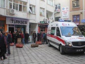 Trabzon'da Silahla Yaralama