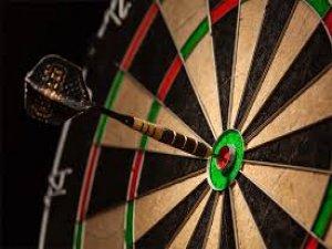 Samsun'da Mevlanaspor Dart Takımı, Türkiye Şampiyonasına Katılacak