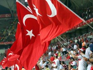 A Milli Takım Antalya'da Kampa Girdi