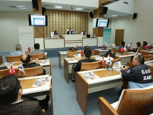 Samsun Canik Belediyesi Personeline İş Güvenliği Eğitimi